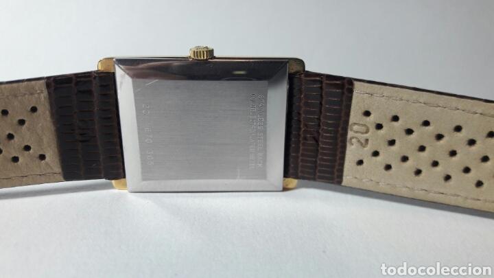 Relojes de pulsera: RELOJ MOVADO ZENITH SWISS CUERDA DE COLECCION NUMEROS ROMANOS RARO ESCASO - Foto 6 - 88870994