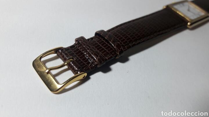 Relojes de pulsera: RELOJ MOVADO ZENITH SWISS CUERDA DE COLECCION NUMEROS ROMANOS RARO ESCASO - Foto 7 - 88870994