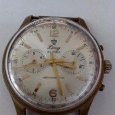 Relojes de pulsera: RELOJ LING 21 PRIX 2 MARCADORES. Lote 89190920