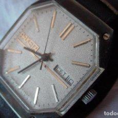 Relojes de pulsera: RELOJ RUSO MANUAL RAKETA URSS. Lote 89235530