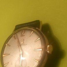 Relojes de pulsera: ANTIGUO FESTINA - AÑOS 60. FUNCIONANDO BIEN. CARGA MANUAL. MEDIDAS 34 - 36 MM. DESCRIPCION Y FOTOS.. Lote 89375016