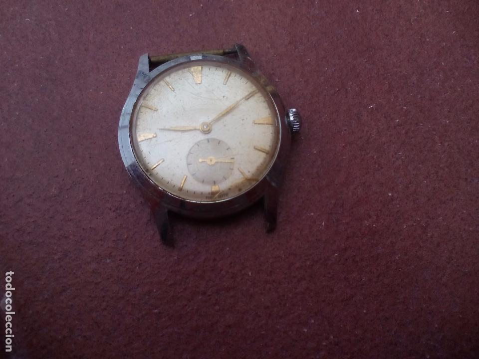Relojes de pulsera: Vintage Reloj de pulsera . Made in Suiza incabloc, antimagnetic. Swiss made WATCH - Foto 2 - 89398408