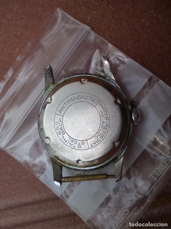 Relojes de pulsera: Vintage Reloj de pulsera . Made in Suiza incabloc, antimagnetic. Swiss made WATCH - Foto 4 - 89398408