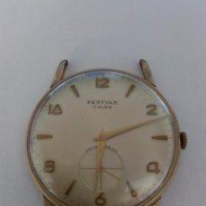 Relojes de pulsera: CLÁSICO Y ELEGANTE RELOJ FESTINA. Lote 90040560