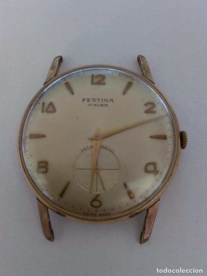 Relojes de pulsera: Clásico y elegante Reloj Festina - Foto 2 - 90040560