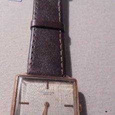 Relojes de pulsera: ANTIGUO RELOJ MECANICO - UNIVERSAL GENEVE , CHAPADO , ESTADO DE MARCHA - 3,4X3 CM. . Lote 90041252