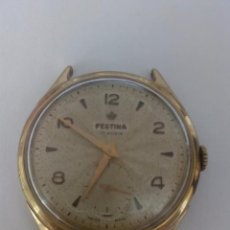 Relojes de pulsera: RELOJ FESTINA ESFERA TEXTURADA. Lote 90043476