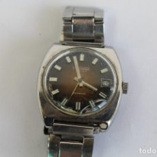 Relojes de pulsera: RELOJ ANTIGUO THERMIDOR 17 RUBIS INCABLOC SWISS MADE DE CARGA MANUAL. Lote 91299010
