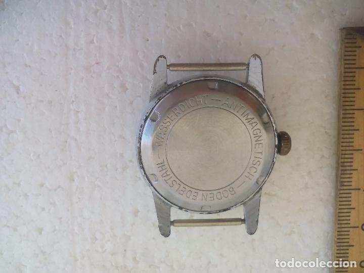 Relojes de pulsera: Livra antimagnetic. Reloj de pulsera. Watch - Foto 2 - 91384665