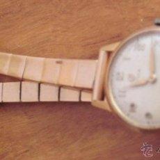 Relojes de pulsera: RELOJ PULSERA SEÑORA DE ORO MARCA CYMA. Lote 126066027
