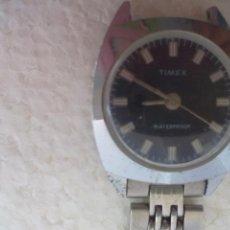 Relojes de pulsera: TIMEX WATERPROOF. RELOJ DE PULSERA, A CUERDA. WATCH. Lote 92079990