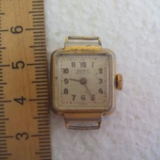 Relojes de pulsera: ROGIA ANCRE 15 RUBIS MADE IN SWISS. RELOJ DE PULSERA DE SEÑORA. WATCH.. Lote 92080815