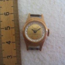 Relojes de pulsera: RELOJ ORIS ANTI SHOCK. 10 MICRONS. MADE IN SWISS. RELOJ DE PULSERA DE SEÑORA. WATCH.. Lote 92090890