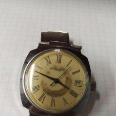 Relojes de pulsera: RELOJ RUSO VINTAGE POLJOT 17 JEWELS. Lote 92717000