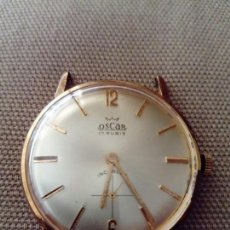 Relojes de pulsera: ANTIGUO RELOJ ÓSCAR . Lote 92828790
