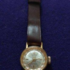 Relojes de pulsera: ANTIGUO RELOJ DE PULSERA SUPER ATIC.DE SEÑORA. CARGA MANUAL-CUERDA. EN FUNCIONAMIENTO.AÑOS 60. SWISS. Lote 93153770