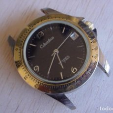 Relojes de pulsera: RELOJ MANUAL RUSO POLJOT COLUMBUS. Lote 93600810
