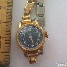 Relojes de pulsera: RELOJ DE PULSERA DE SEÑORA SCANDIA 17 JEWELS ANTIMAGNETIC SWISS CLOCK WOMEN WATCH. Lote 93657575
