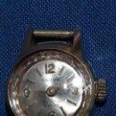Relojes de pulsera: ANTIGUO Y CURIOSO CAUNY PRIMA DE SEÑORA. Lote 93873780