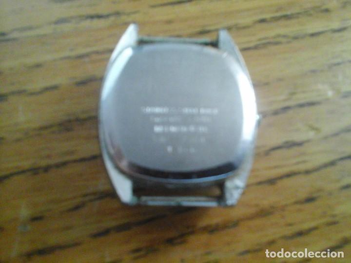 Relojes de pulsera: RELOJ DIGITAL DE CUERDA LUCERNE AÑOS 70 - Foto 2 - 93932670