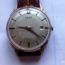 Relojes de pulsera: RELOJ CABALLERO AERO, AUTOMATIC, 25 RUBIS, FUNCIONA. Lote 94051030
