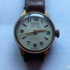 Relojes de pulsera: RELOJ SEÑORA DOGMA PRIMA, 15 RUBIS, FUNCIONA. Lote 94052660