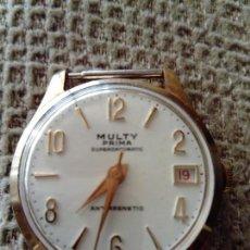 Relojes de pulsera: RELOJ MULTY PRIMA. Lote 94060810