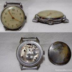 Relojes de pulsera: BASIS. ANTIGUO RELOJ SUIZO. ANTIMAGNETIC. DIÁMETRO 33 MILÍMETROS. Lote 94488678