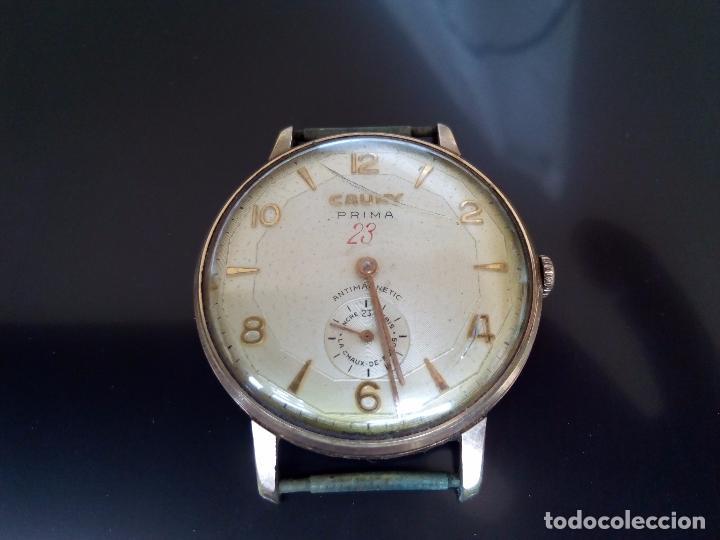 c050cdded Reloj cauny prima 23 único en tc este modelo ve - Vendido en Subasta ...