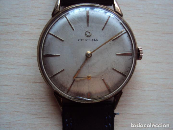 CERTINA 8004 027 (Relojes - Pulsera Carga Manual)
