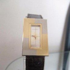 Relojes de pulsera: EXCLUSIVO RELOJ LONGINES DAMA ART DECO EN ORO 18K AMARILLO-BLANCO AÑO 1929-1930--FUNCIONA. Lote 95351987
