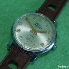 Relojes de pulsera: RARO RELOJ FERO FELDMANN TAMAÑO CADETE 17 RUBIS AÑOS 60 VINTAGE COLECCION. Lote 95491559