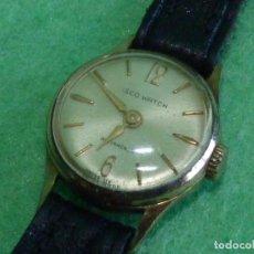 Relojes de pulsera: RARO RELOJ ISCO WATCH CALIBRE FHF34 AÑOS 50 COLECCION CLASICO SWISS MADE. Lote 95492151