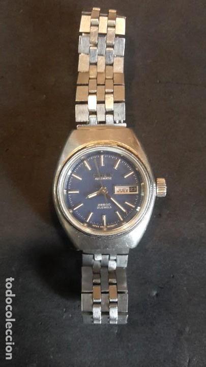 Reloj citizen automatico de mujer