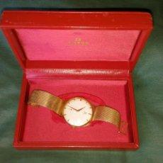 Relojes de pulsera: OMEGA. RELOJ ORO VINTAGE. ESTUCHE ORIGINAL.. Lote 95726312