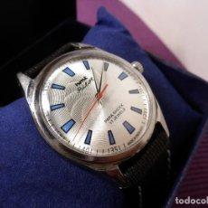 Relojes de pulsera: RELOJ HMT - MODELO PILOT - VINTAGE - CARGA MANUAL- MADE IN INDIA CON TECNOLOGÍA CITIZEN. Lote 95741683