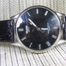 Relojes de pulsera: CLASICO Y BONITO RELOJ DE CABALLERO MAQUINA MUY EXACTA SIN USO LOTE WATCHES. Lote 95756407