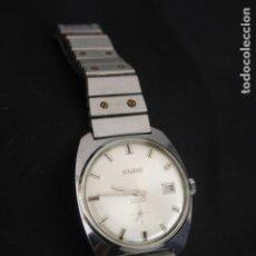 Relojes de pulsera: RELOJ DE PULSERA DE CARGA MANUAL - DUWARD - 17 RUBIS INCABLOC . Lote 96219843