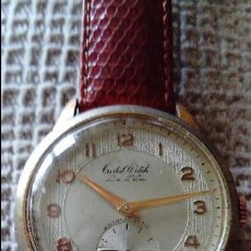 Relojes de pulsera: GRAN RELOJ CRISTAL WATCH DE 39 MM. Lote 96702331