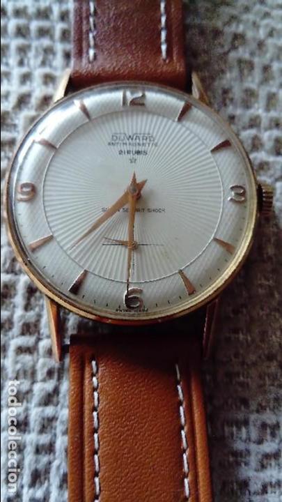 ELEGANTE RELOJ DUWARD (Relojes - Pulsera Carga Manual)