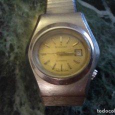 Relojes de pulsera: RELOJ CARGA MANUAL AÑOS 70 RADIANT BLUMAR DE SEÑORA. MEDIDAS CAJA 3X 3,5 CMS.. Lote 96808923
