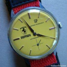Relojes de pulsera: ANTIGUO RELOJ PULSERA GIRARD PERREGAUX FERRARI CARGA MANUAL. Lote 97013447