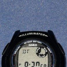 Relojes de pulsera: CASIO F-200 TAL Y COMO SE VE EN FOTOS. Lote 97079778
