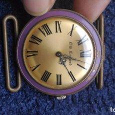 Relojes de pulsera: RELOJ DE PULSERA CABALLERO CARGA MANUAL, OLD ENGLOND . VER FOTOS .. Lote 97080115