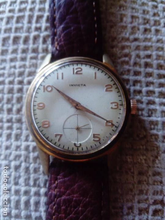 Relojes de pulsera: Antiguo reloj Invicta - Foto 5 - 57089149