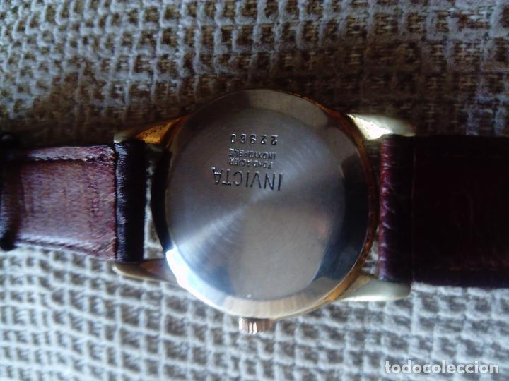 Relojes de pulsera: Antiguo reloj Invicta - Foto 6 - 57089149