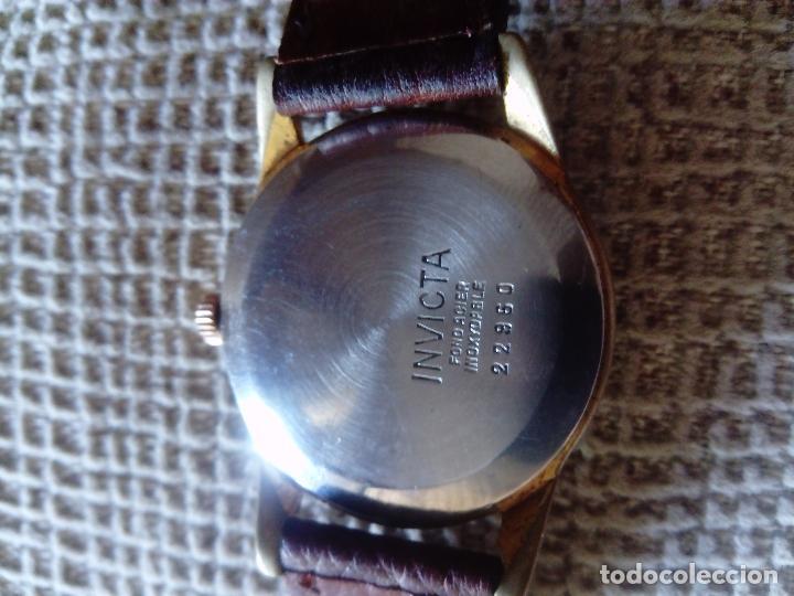 Relojes de pulsera: Antiguo reloj Invicta - Foto 7 - 57089149
