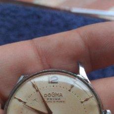 Relojes de pulsera: RELOJ DE PULSERA CABALLERO CARGA MANUAL, DOGMA PRIMA ANCRE 15 RUBIS . VER FOTOS .. Lote 121320190