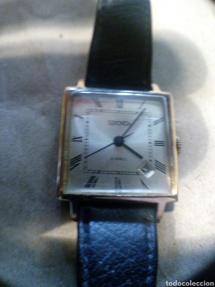 Relojes de pulsera: Reloj Sekonda dama de cuerda 21 jewels reloj hecho en URSS - Foto 4 - 97339278