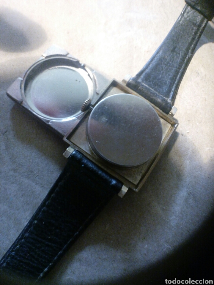 Relojes de pulsera: Reloj Sekonda dama de cuerda 21 jewels reloj hecho en URSS - Foto 6 - 97339278
